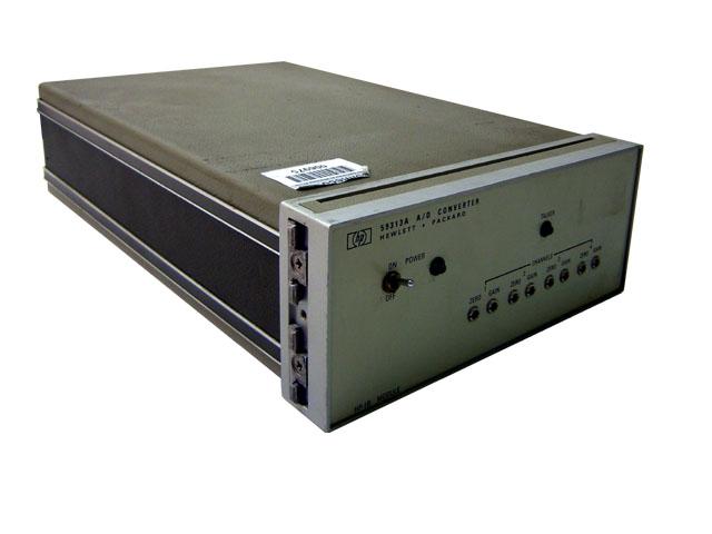 HP/AGILENT 59313A/99 CONVERTER, A TO D, 4 CH., OPT. 99  HPIB